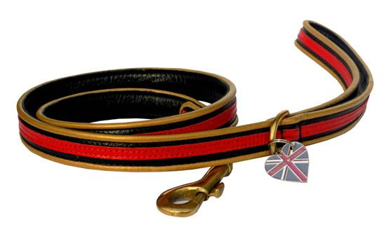 Royal Crown - Holly & Lil Collars Handmade in England, Leather dog collars, leads & Dog harnesses.
